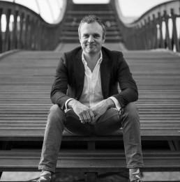 Jeroen Molenaar - Certified Scrum trainer en Agile coach