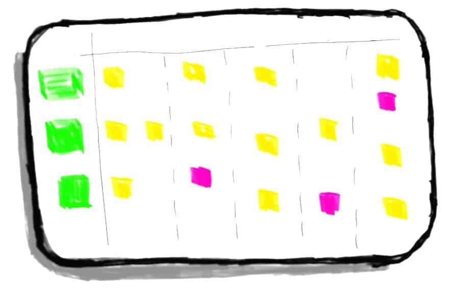 Portfolio Wall Game