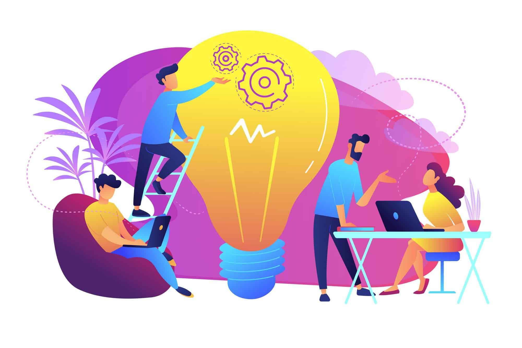 Hybride werken agile teams
