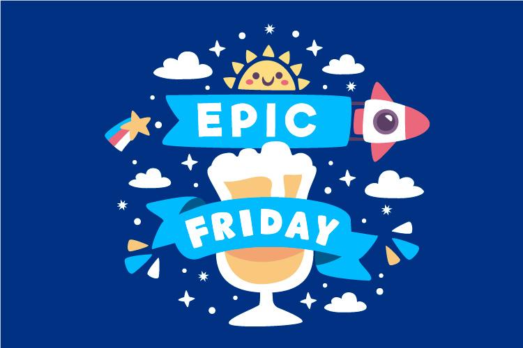 Epic Friday en waarom dit ontzettend belangrijk voor ons is!